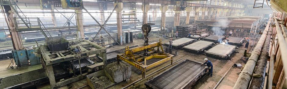 Укладка бетонной смеси краном в бадьях способ приготовления бетонных смесей